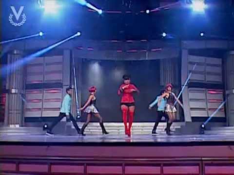 Buscando Una Estrella - Estrella Hurtado como Beyoncé - 27.07.13