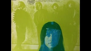 The Great Society with Grace Slick - Conspicuous Only In Its Absence (full album) (VINYL)