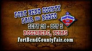 Fort Bend County Fair - Sept. 26-Oct.5 - Rosenberg, Texas