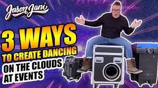 DANCING ON THE CLOUDS - How to, Equipment comparison + DJ investment Tips #dancingontheclouds
