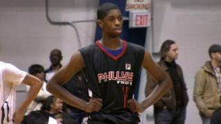 Amile Jefferson Gets Buckets Against The Nation