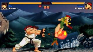CGRundertow SUPER STREET FIGHTER 2 TURBO HD REMIX for PlayStation 3 Video Game Review