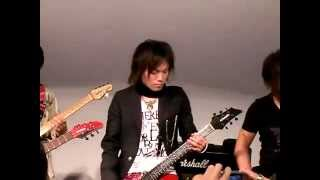 CANON ROCK - JerryC w/Canon Rockers at YouTube Live TOKYO