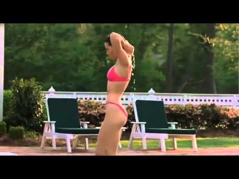 Jessica Biel bikini  Results of hard workout.flv
