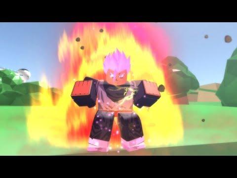 Roblox - INCRÍVEL JOGO DE DRAGON BALL ( Dragon Ball Forces Test Place )