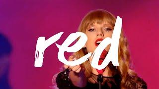 [자막] 불타오르는, Red - Taylor Swift…