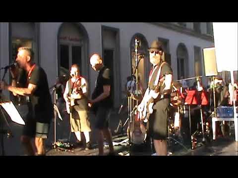 Brixton Live at Festa della Musica Torino, 17.06.2017: REVOLUTION ROCK