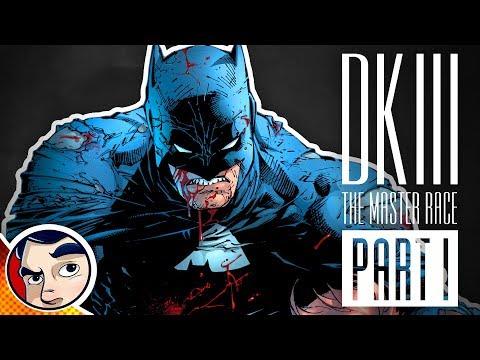 "Dark Knight III Master Race ""Batman Lives Again"" - InComplete Story"