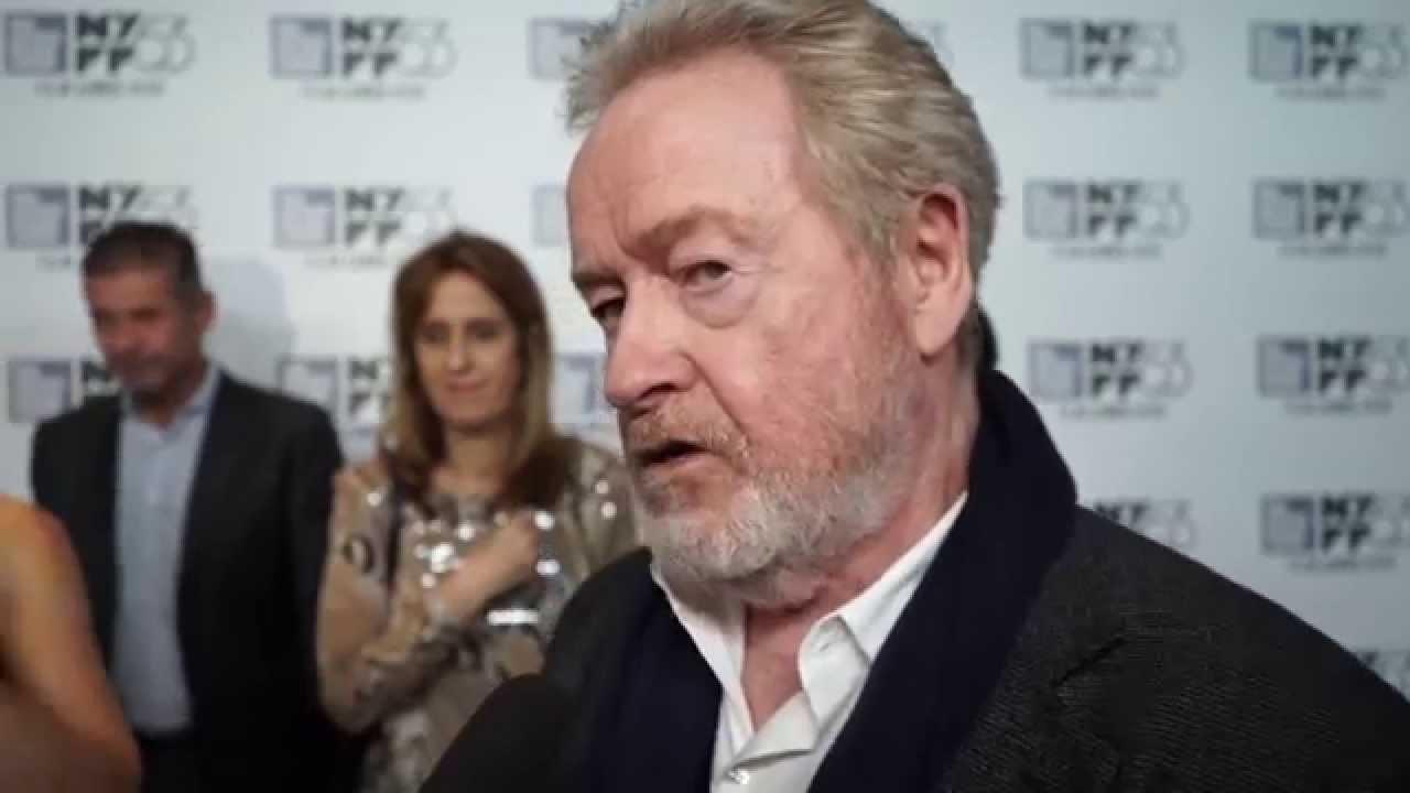 Ridley Scott | 'The Martian' Red Carpet | NYFF53
