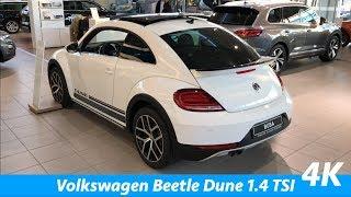 Volkswagen Beetle Dune 2018 - last in depth review in 4K (interior-exterior)