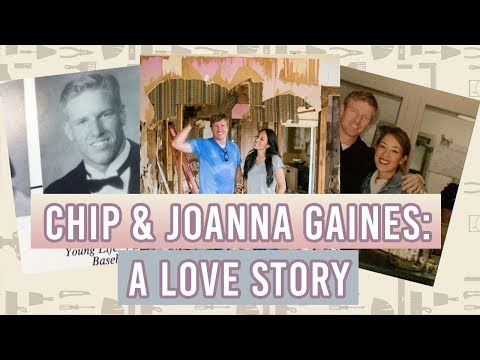 The Amazing Story Of Chip And Joanna Gaines