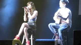 Maddi Jane in Concert with MattyB at at Club Nokia, July 14, 2013 - Part 1