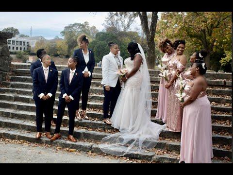 Kelly & LaToya Wedding November 11, 2018 |Full Lesbian Wedding Video| from YouTube · Duration:  41 minutes 58 seconds