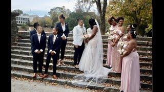 Kelly & LaToya Wedding November 11, 2018  |Full Lesbian Wedding Video|