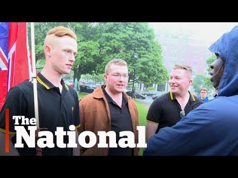 White Supremacists In Canada Emboldened