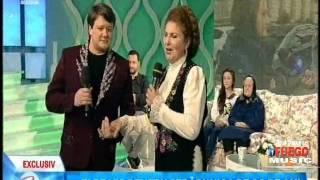 """Irina Loghin & Paul Surugiu - Fuego: Valurile vieţii (""""La Măruţă"""", Pro TV, 15 ian. 2016)"""