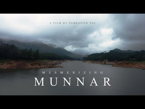 Mesmerizing Munnar // Chapter - 1