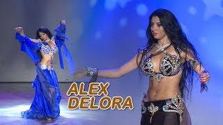 ALEX DELORA a special feature (BELLY DANCE)