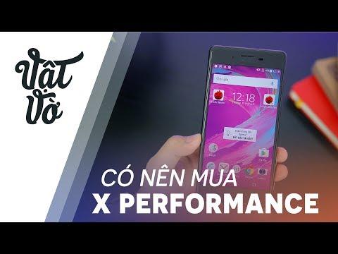 Có nên mua Sony Xperia X Performance không?