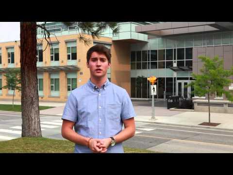 How to Give a Campus Tour at UBC Okanagan
