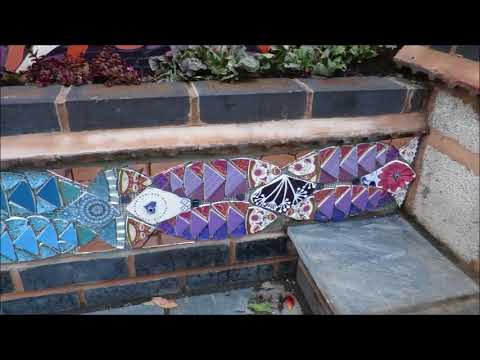 Fence Panel Mosaic: Part 2 FISH !