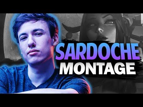 "Sardoche ""Cassiopeia God"" Montage | League of Legends"