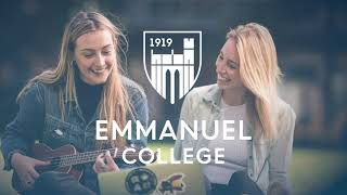 Helix Media Marketing | Maine Video Production Be Inspired | Emmanuel College
