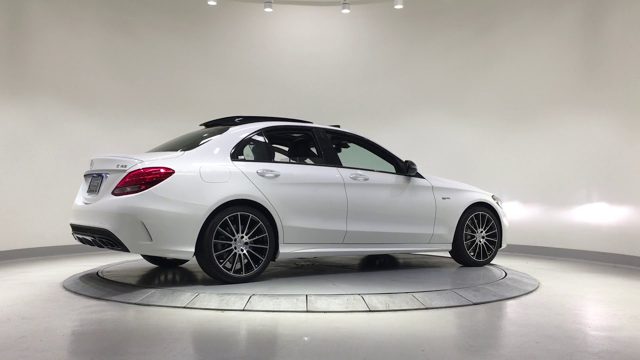 2018 mercedes benz amg c43 m17046 youtube for 2018 mercedes benz amg