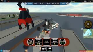 Roblox SHIP PVP! Dynamic Ship Simulator III Update