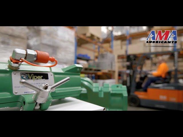 Todo sobre Viper, lubricadory limpiador de cables sin detenersu funcionamiento.