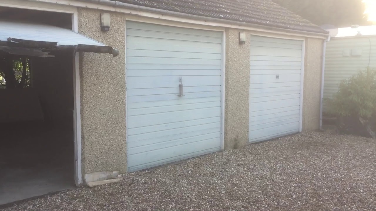Day highwood double garage to gym youtube