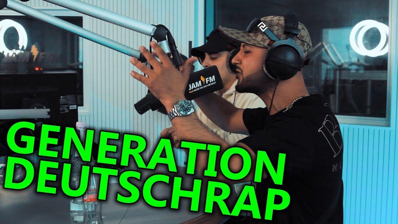Breitseitenbande - Generation Deutschrap ⚡ JAM FM