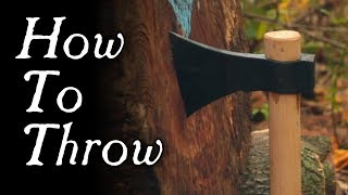 Throwing Tomahawks and Knives (Re-Master)