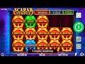 ONLINE SLOTS Scarab Temple Big Bonus Win