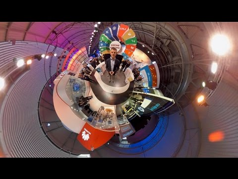 Mobile World Congress 2017 in 360 : Virtual Reality