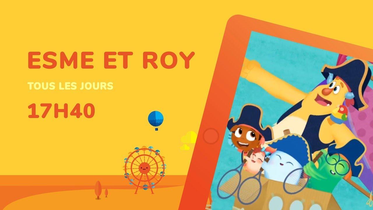 Download 👉 Retrouve Esme & Roy tous les jours à 17H40 sur ludikids