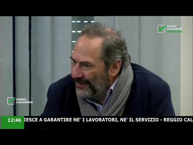InfoStudio il telegiornale della Calabria notizie e approfondimenti - 9 Febbraio 2020 ore 13.30