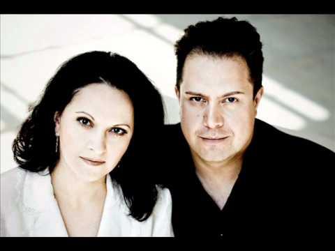 Mendelssohn Concerto #2 for Two Pianos & Orchestra A-flat major - Genova & Dimitrov (2/3)