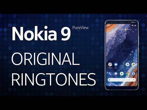 Nokia 9 PureView Ringtones || Alarms || Notifications || ✅ Download Link In Desc.