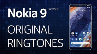 Gambar cover Nokia 9 PureView Ringtones || Alarms || Notifications || ✅ Download Link in Desc.