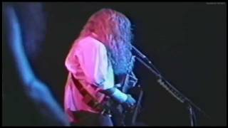 Megadeth - Skull Beneath The Skin (Live Birmingham 1990) HD