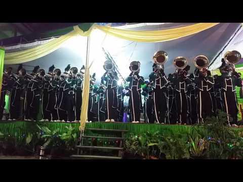 Green Crown Al-Anwar Marching Band - Mars MTQ