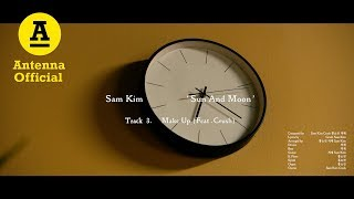 Cover images 샘김 Sam Kim 'Make Up (Feat. Crush)'|Official Audio