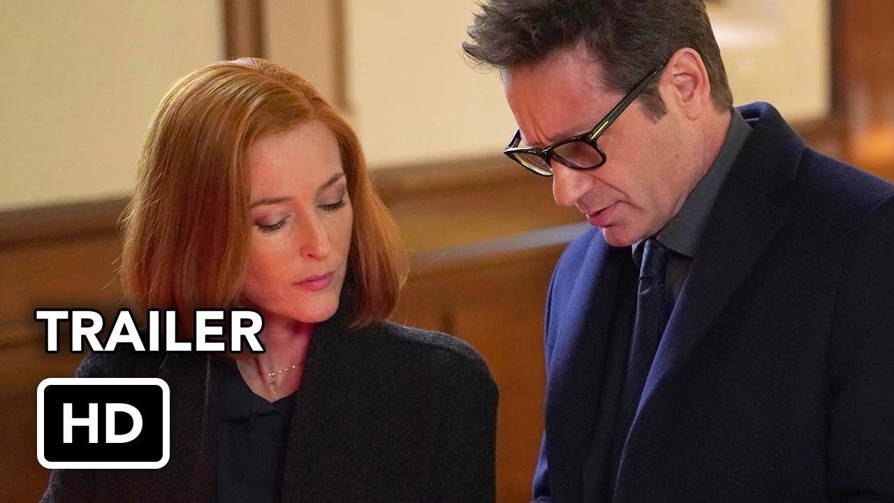 "Download The X-Files Season 11 ""Final Two Episodes"" Trailer (HD)"