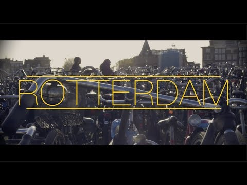 Rotterdam|Holiday Montage|Sony A7s