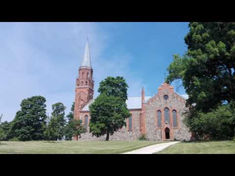 A pilgrimage to Bulgaria; Ep #3 cycling Saarjogi - Viljandi (Estonia)