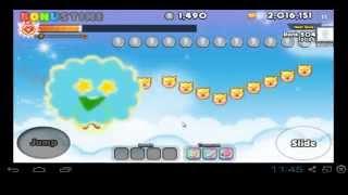 Cookie Run [Event Best Combo] Cloud Cookie & Rainbow
