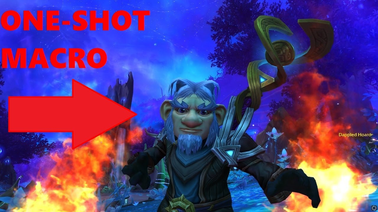 Fire Mage One Shot Guide