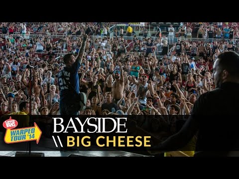 Bayside Live 2014 Vans Warped Tour Webcast Third Song