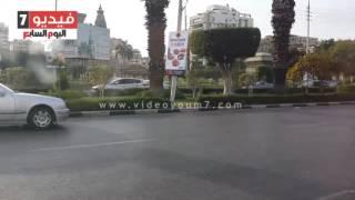بالفيديو..النشرة المرورية.. كثافات أعلى محاور القاهرة والجيزة  - اليوم السابع